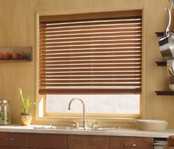 Wood Blinds In Chicago, IL