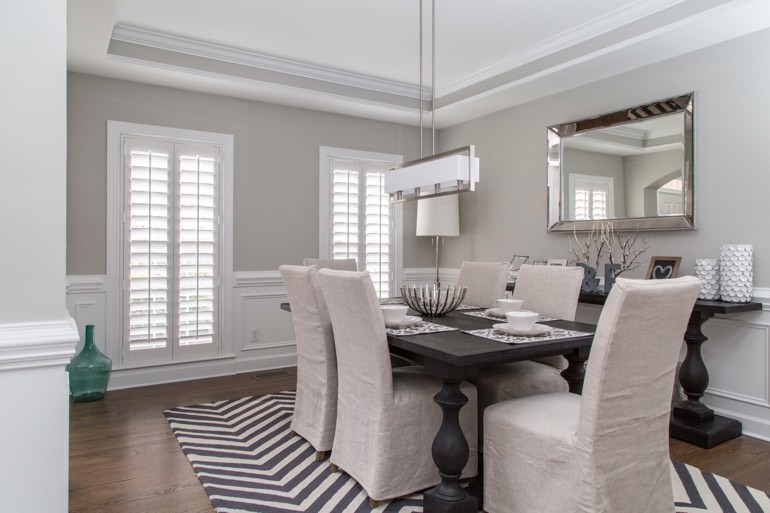 Chicago dining room design