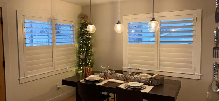 Making sure that your lighting fixture fits your needs should be on your holiday improvement list.