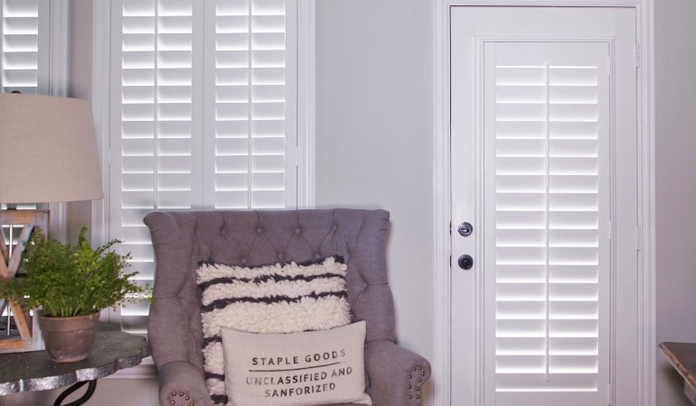 Plantation shutters in Chicago