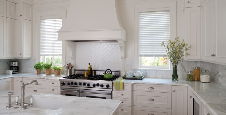 Chicago kitchen blinds