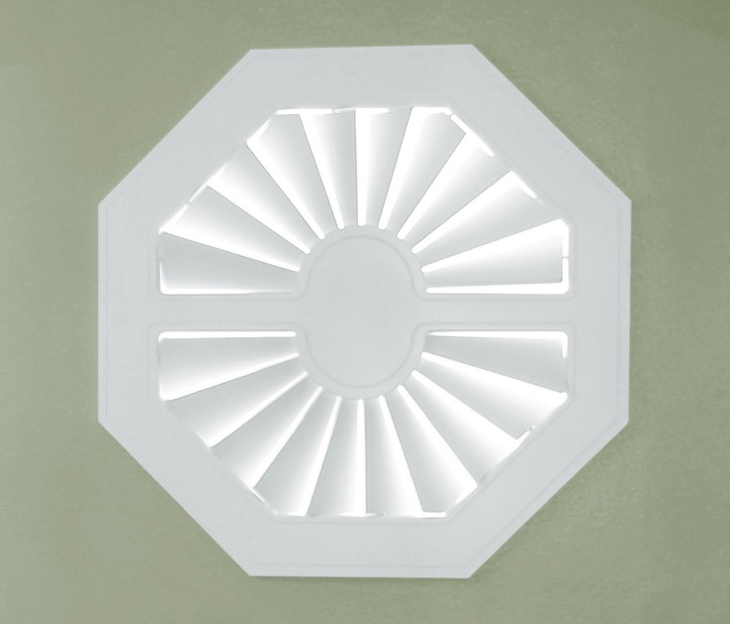 Octagon Shutter In Chicago
