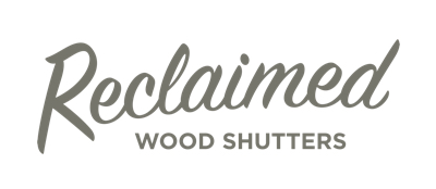 Chicago reclaimed wood shutters