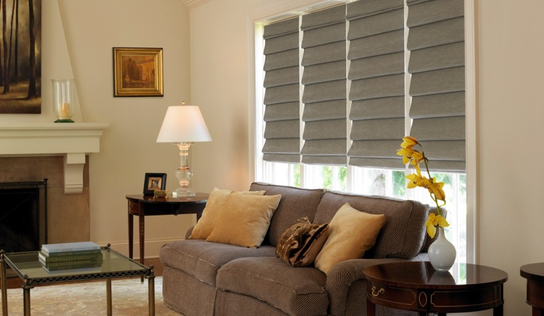 Roman Shades In Chicago, IL
