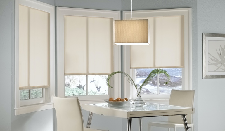 Chicago solar roller shades