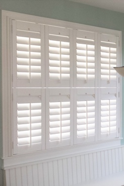 Chicago Studio Plantation Shutters
