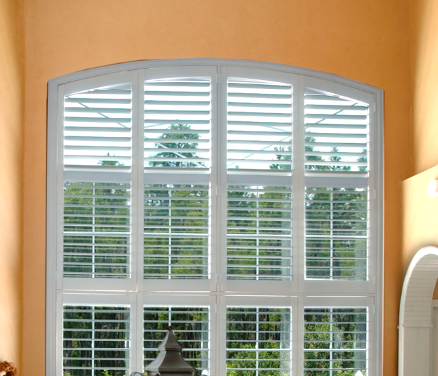 Arched Window Shutters In Chicago, IL