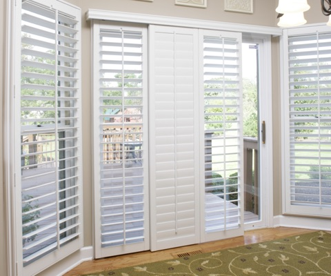 IL sliding door shutters