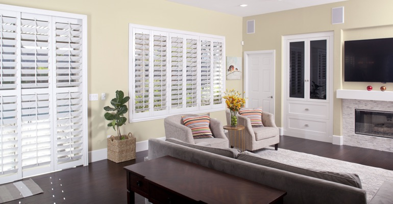 Polywood Plantation Shutters For Chicago, IL Homes